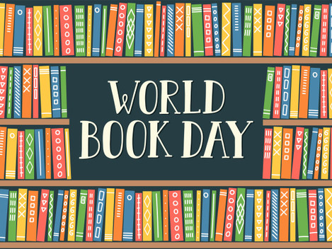 World Book Day Reading List
