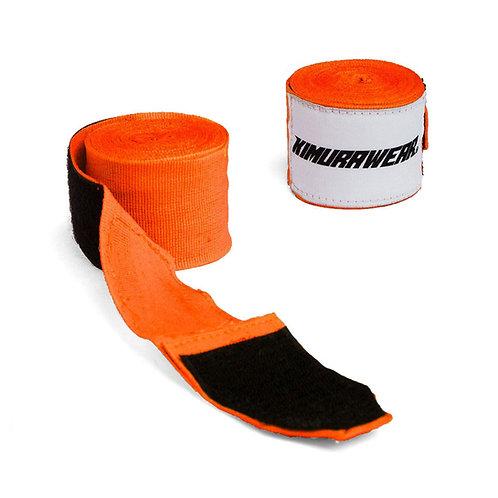 """Hand Wraps - Orange 180"""""""