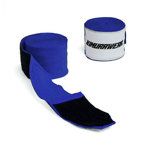 Hand Wraps - Navy Blue 180""