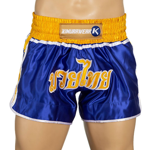 Legend Muay Thai Shorts - Blue
