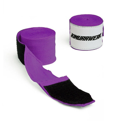 Hand Wraps - Purple 180""
