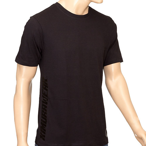 Premium Branded Black - T-Shirt