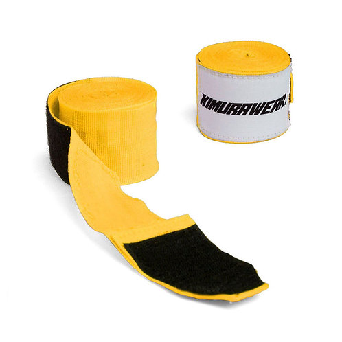 Hand Wraps - Yellow 180""