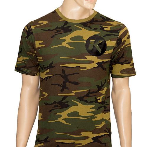 Premium Branded Camo - T-Shirt