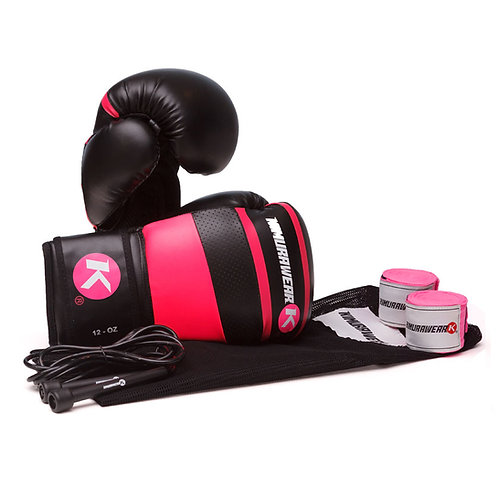ASPIRE KAIZEN AGARI Fitness Kit - Pink