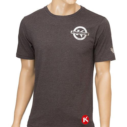Premium Branded Grey - T-Shirt