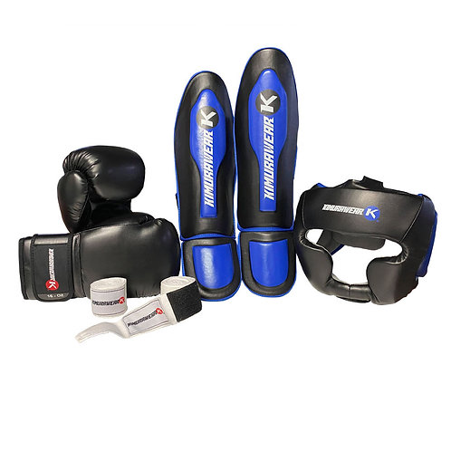 ASPIRE CLASSIC Full Sparring Kit - Closed Chin