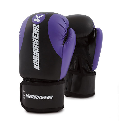 ASPIRE Kids 6 oz  Boxing Gloves - Purple