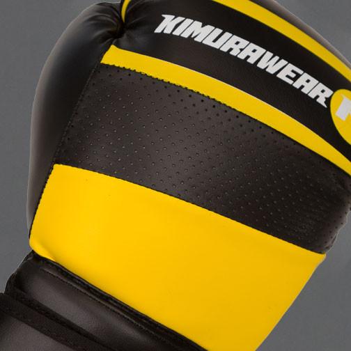 Yellow Boxing Gloves Kimurawear