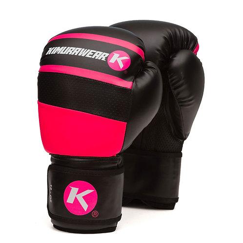 Aspire Agari 12 oz Boxing Gloves - Pink