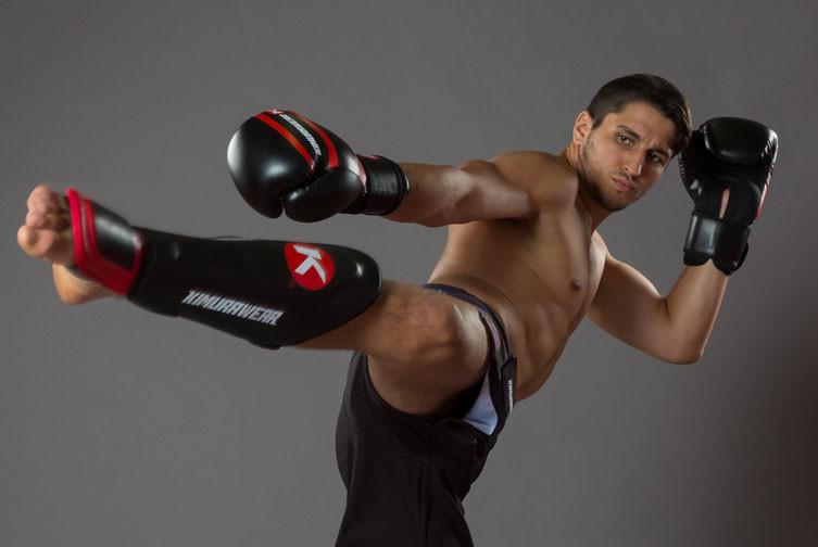 Boxing Gloves and Shin Guards Kimurawear