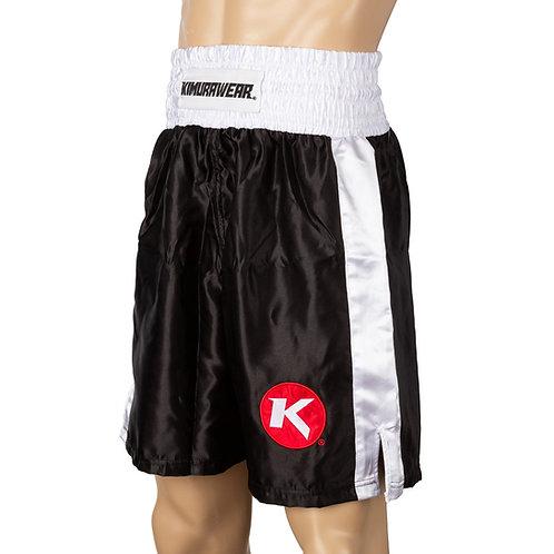 Branded Retro Boxing Trunks