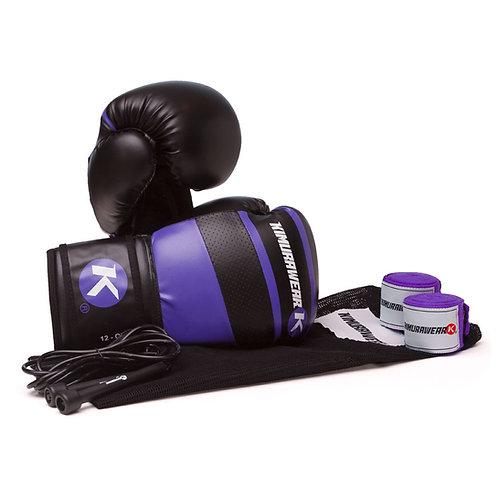 ASPIRE AGARI Womens Fitness Kit - Purple