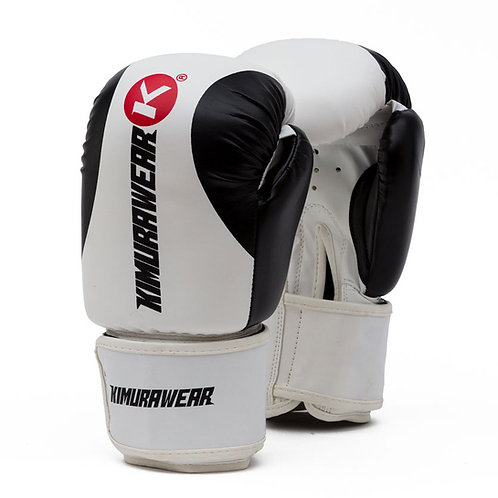 ASPIRE Kids 6 oz  Boxing Gloves - White
