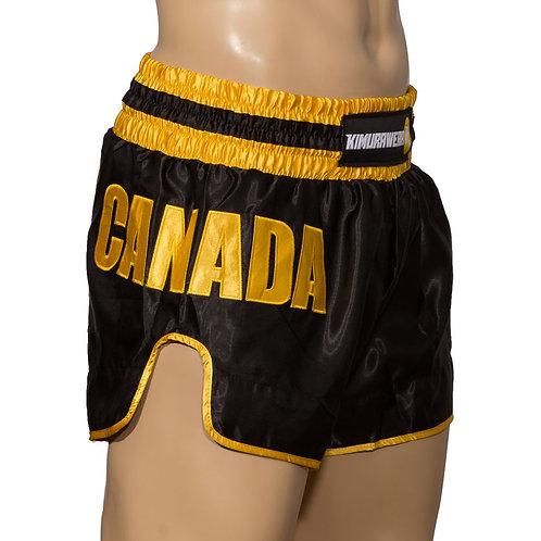 Proudly Canadian Muay Thai Shorts