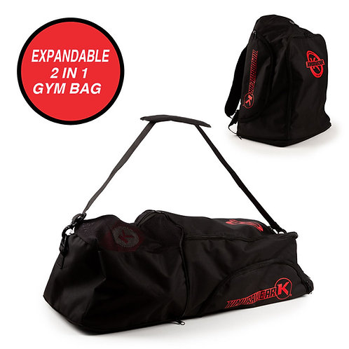 Convertible - 2 in 1 Gym Bag