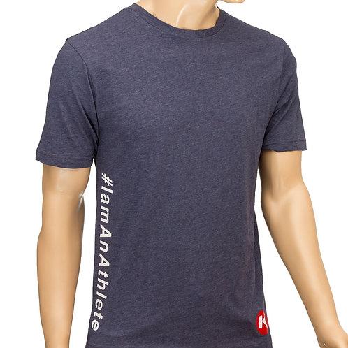 Premium Branded Blue - T-Shirt