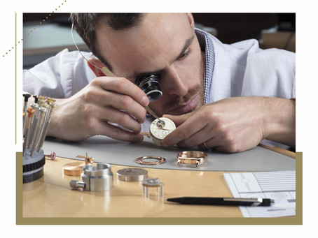 Meet Max, Customer Service Workshop Manager at Vacheron Constantin