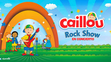 "LA GIRA OFICIAL DE CAILLOU LLEGA ESTAS NAVIDADES A BURLADA CON EL ESPECTÁCULO NUEVO ""CAILLOU RO"