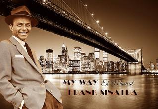 """EL MUSICAL SOBRE FRANK SINATRA """"MY WAY"""" VISITARÁ PAMPLONA"""