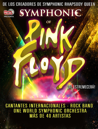 """SYMPHONIC OF PINK FLOYD"""