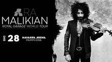 "ARA MALIKIAN REGRESA A PAMPLONA CON SU NUEVO ESPECTÁCULO ""ROYAL GARAGE WORLD TOUR"""