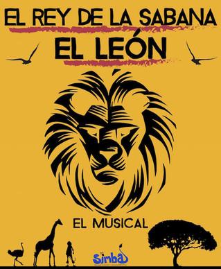 """EL MUSICAL INFANTIL, """"EL REY DE LA SABANA, EL LEON"""" LLEGA A PAMPLONA"""