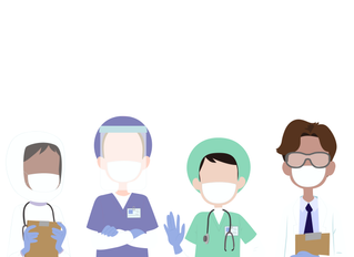 Helping Health Care Workers During Their Most Challenging Days