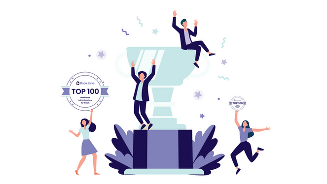 Top 100 Healthcare Administrators To Watch in 2021