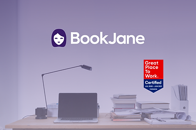 BookJane made it to the 2020 List of Best Workplaces™ in Healthcare