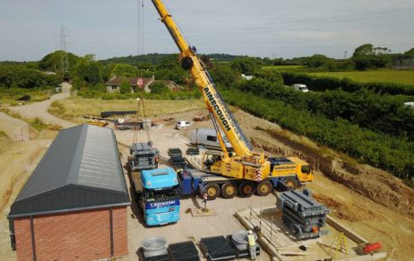 Major Milestone for Sherford Site