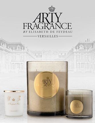 Bougies parfumées pour cadeaux d'entreprise