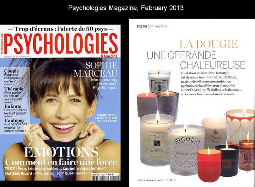 Psychologies, February 2013