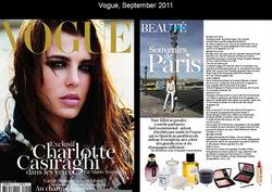 Vogue, Septembre 2011