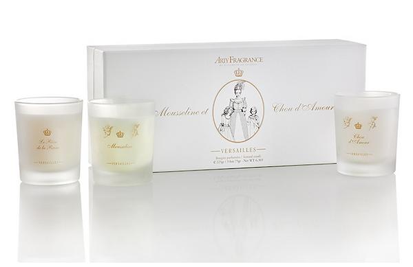 Coffret de bougies pour la fête des mères - Arty Fragrance