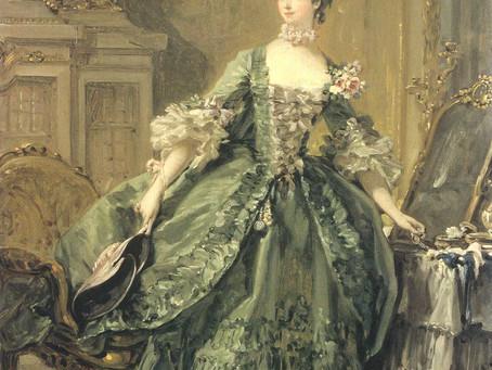 Comment s'habillait une élégante à la Cour de Versailles?