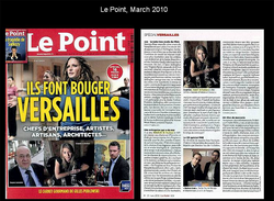 Le Point, March 2010