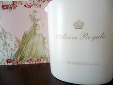 La Beauté selon une Parisienne a beaucoup aimé notre produit de beauté qui sert de massage Alcove Royale