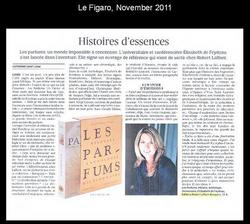 Le Figaro, November 2011