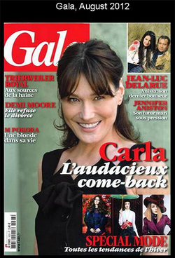 Gala, August 2012