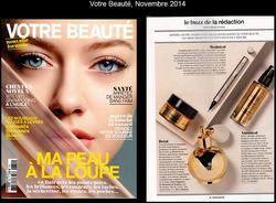 Votre beauté. Nov 2014