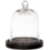 Nos cloches pour préserver au mieux les parfums des bougies - arty fragrance - cloches versailles