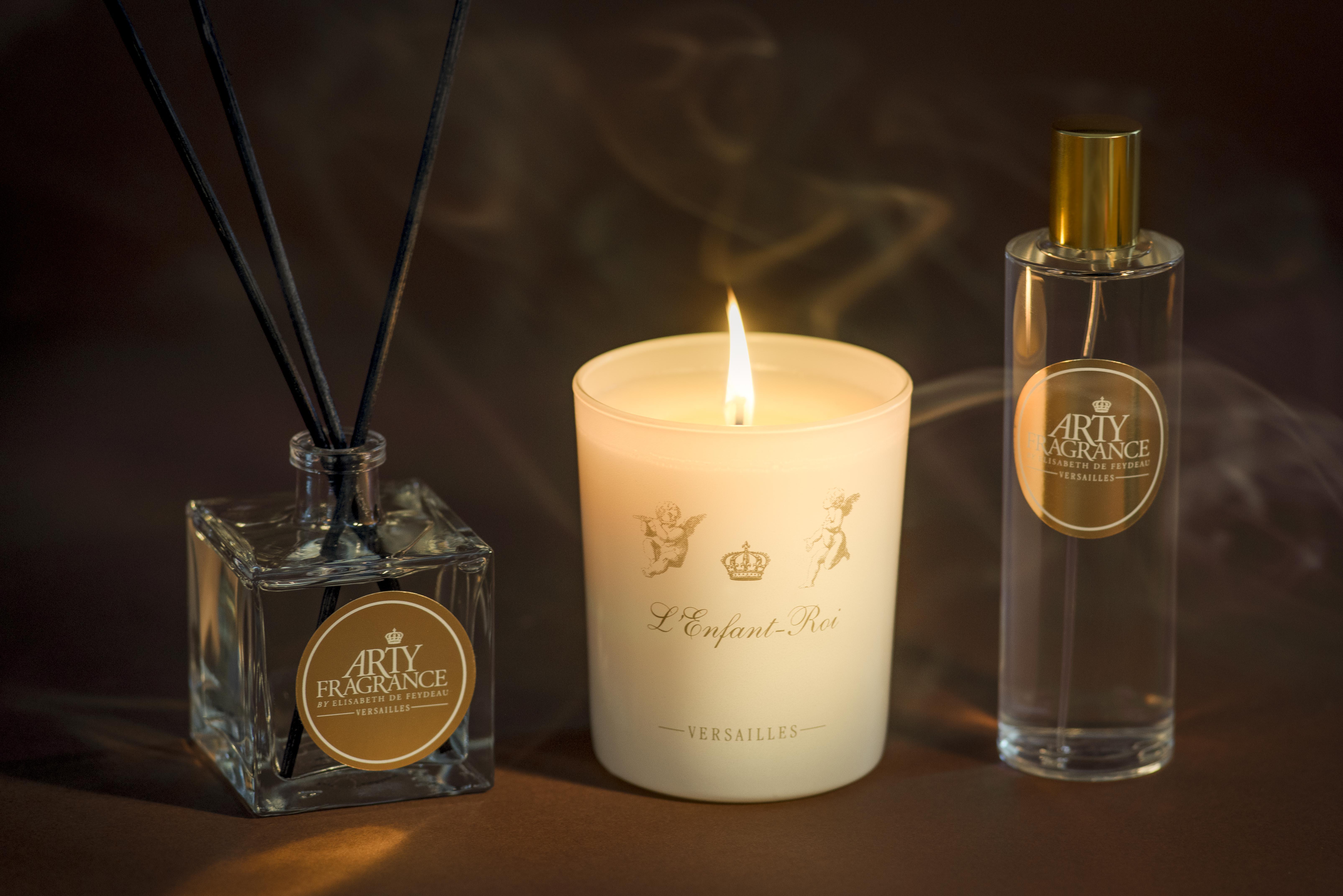 Enfant_Roi-bougies - Atry fragrance