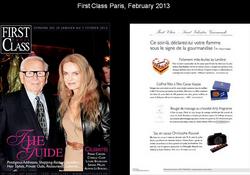 First Class February 2013