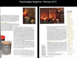 Psychologies Magazine, February 2013