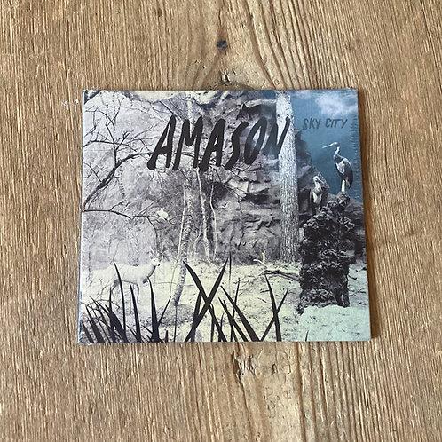 Amason - Sky City (CD)