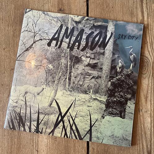 Amason - Sky City (Vinyl LP)