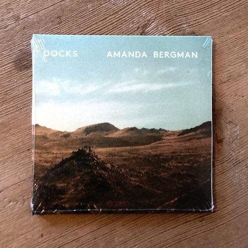 Amanda Bergman - Docks (CD)