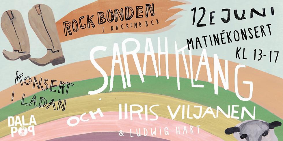 Sarah Klang & Iiris Viljanen - 12 juni Matinékonsert