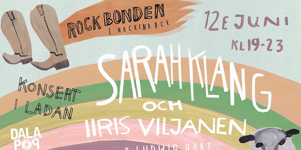 Sarah Klang & Iiris Viljanen - 12 juni